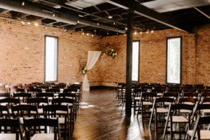 The Rutherford | Brick Wedding
