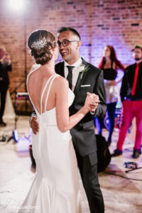 The Rutherford   Industrial Wedding