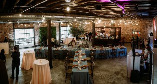 The Rutherford | Industrial Event Space