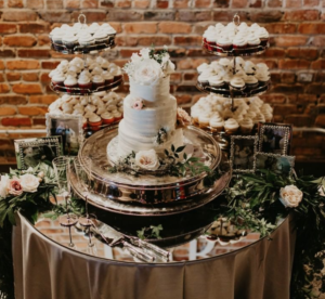 The Rutherford | Alternative Wedding Cakes
